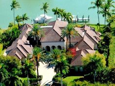 Dream Home 3415 Fort Charles Drive Naples FL Luxury Real Estate in Southwest Homes For Sale