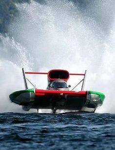 Seafair! Lake Washington Hydroplane Racing