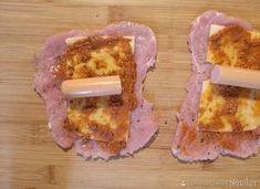 Roladki z parówką - przepis ze Smaker.pl Pesto, French Toast, Breakfast, Food, Morning Coffee, Meals, Yemek, Eten