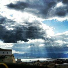 Nubi a Capoterra