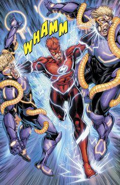 Flash by V. Ken Marion