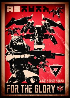 8 Best Killzone Propaganda Displate Posters images in 2019