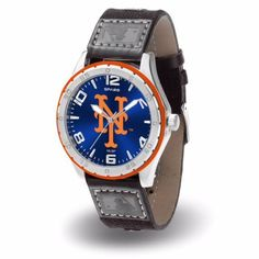 c78785fbac9 New York Mets Watch Men's Gambit Style Watch Case, Jewelry Watches, Rock  Shirts,