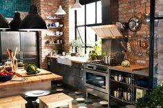 Walls & Floor - Kitchen Design Ideas & Pictures – Decorating Ideas (houseandgarden.co.uk)