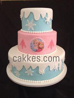 cakkes.com: Bolo Frozen