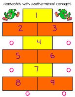 Hopscotch for Mathematical Concepts
