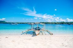 Exploring the powder-white sand and crystal-clear blues of the secluded beaches in Camotes Islands, Philippines. Camotes Island, Philippines Beaches, Secluded Beach, Best Location, Beautiful Beaches, Travel Destinations, Things To Do, Blues, Asia