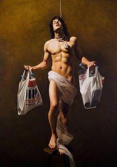 artpornmagazine:  Mitch Griffiths ArtPorn Magazine is on...
