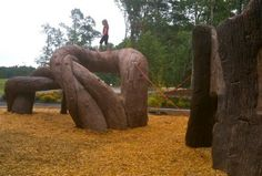Climbing Structures at a Pittsboro park Park Playground, Playground Ideas, Classroom Pictures, Outdoor Projects, Outdoor Decor, Outdoor Classroom, Music Wall, Community Art, Picture Wall