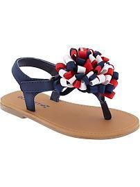 Americana Sandals for Baby