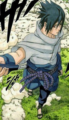 Manga or Anime? << Manga all the way ❤️ Naruto Shippuden Sasuke, Anime Naruto, Manga Anime, Wallpaper Naruto Shippuden, Naruto Gaiden, Naruto Sasuke Sakura, Naruto Wallpaper, Sakura Haruno, Boruto