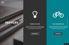 Web Design Inspiration : Photo