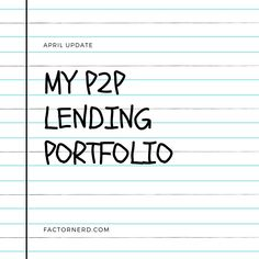Summary: Income is steady; I'm spending more than I'm gaining each month; I've added 5 new more lending platforms in my portfolio; travel so far is great. Investing Apps, Dividend Investing, Real Estate Investing, Peer To Peer Lending, Lending Company, Corporate Bonds, Short Term Loans, Crypto Mining, Real Estate Marketing