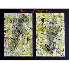 Sin título La Tienda de ArteCanario.es  Artista: Antonio Doreste  #artecanario #comprar #arte #canarias