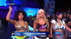 Awesome Kong vs Taryn Terrell - April 24th, 2015 - Video Dailymotion