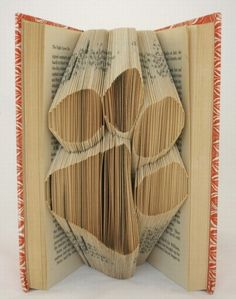 isaac G. Salazar | Libri origami, l'hobby di Isaac G. Salazar è diventato arte
