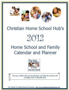Homeschool organizing the house and everything else calendar! Love it!