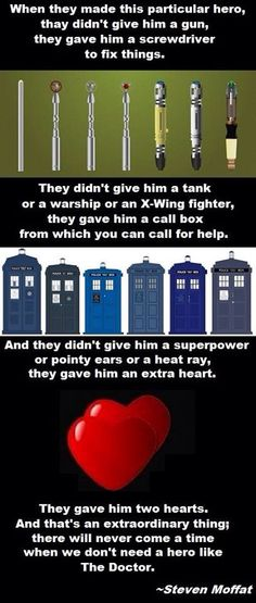 <3 Doctor Who