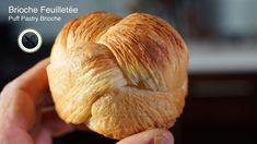 Brioche Feuilletée / Puff Pastry Brioche – Bruno Albouze – THE REAL DEAL