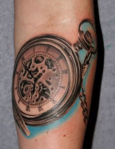 Pocket-Watch-Tattoo-Photos.jpg (1002×1296)