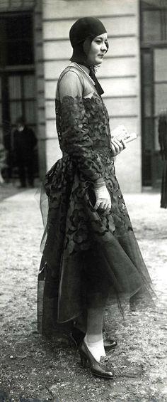 Longchamps, 1929.