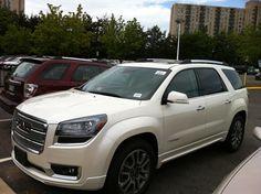 My new baby 2014 gmc Acadia Denali full loaded great family car Chevrolet Traverse, Chevrolet Tahoe, Acadia Denali, Buick Enclave, Gmc Trucks, Custom Trucks, Hot Cars, Dream Cars, Jeep