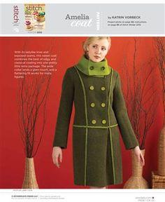Pattern: Amelia Coat - Media - Sew Daily