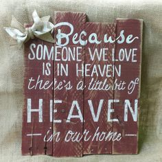 Hey, I found this really awesome Etsy listing at https://www.etsy.com/listing/209963296/pallet-sign-wooden-memorial-sign-hand