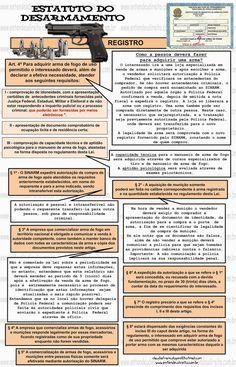 No Brasil , o Estatuto do Desarmamento é uma lei  federal que entrou em vigor no dia segui...