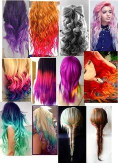Cabelos e Penteados (Hair and Hairstyle)