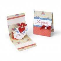 Friends are Lifetime Treasures Card