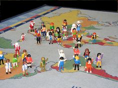 Playmobils of the world by fdecomite, via Flickr