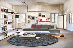 Air sofa: the modular sofa for your wellbeing LAGO Design