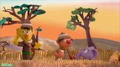 Sesame Street: Bert and Ernie's Great Adventures -- Lost Elephant