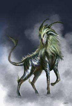 concept creature 01 by =Suzanne-Helmigh on deviantART