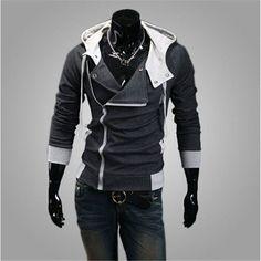 2016 Plus Size M-6XL Winter&Autumn Fashion Brand Hoodies Men Casual Sportswear Male Hoody Zipper Long Sleeve Sweatshirt Jacket