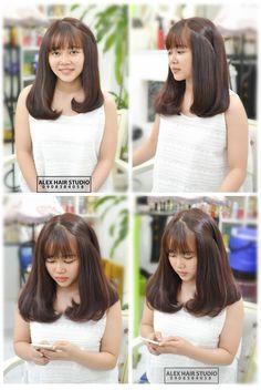 Sang trọng & chất lượng là tiêu chí Alex Hair Studio dành tặng cho tất cả các khách hàng trong chương trình Grand New Look Promotion giá ưu đãi giá ĐB chỉ từ 400K + tặng kèm 1 suất hấp SERUM làm mền tóc cho những bạn đã bookin truớc... __ A L E X __ S t u d i o  H a i r - F a s h i o n  Số 7 Đường Ngô Gia Tự , P.2 , Q.10 Hotline : 0908384058 - 0908141194 Chân thành cảm ơn các bạn đã quan tâm.