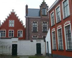 Les beguinages de Gand, en Flandres