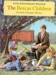 The Boxcar Children - Warner by hmrlibrary, via Flickr