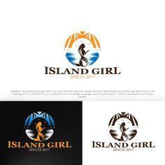 Island Girl Apparel logo by Aki Saputra
