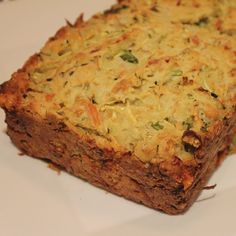 """Mornings are better with zucchini bread full of Canadian Aged Cheddar Cheese Recipes, Cooking Recipes, Canadian Cheese, Cooking Cheese, Dairy Farmers, Bread Board, Zucchini Bread, Breakfast Items, How To Make Cheese"