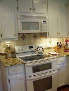 Kitchen Renovation: Double oven for small kitchen