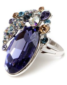 Clothing, Gifts and Accessories for Men and Women Swarovski Crystal Rings, Boho Jewelry, Jewellery, Sapphire, Dream Wedding, Sparkle, Jewels, Gifts, Accessories