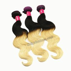 Self-Conscious 613 Blond Human Hair Bundles Brazilian Body Wave 3 Bundles 12-26 Inch Non Remy Colored Hair Extensions Good Heat Preservation Human Hair Weaves