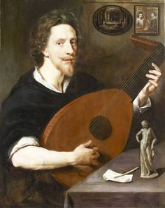 Anglo-Flemish School, not later than 1613 Portrait of a gentleman, probably Nicholas Lanier (1588-1666)
