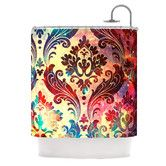 Kess Inhouse Caleb Troy ''Galaxy Tapestry'' Damask Shower Curtain and other furniture & decor products.