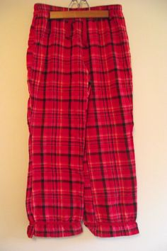 Cabelas Womens Size Small Red Plaid Lounge Pants Sleepwear Comfort Cotton  Black  Cabelas  LoungePantsSleepShorts  Everyday a3d804de5