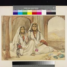 William Carpenter's Kashmir Paintings c1855