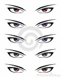 Things to Draw on Pinterest | Anime Eyes, Anime Hairstyles ...