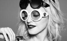 2f812a138b Madonna for Versace Eyewear by Mert Versace Eyewear